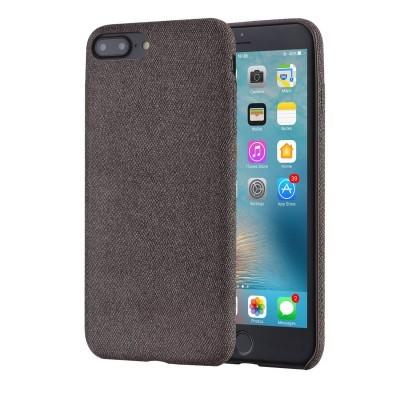 iPhone 7/8 Plus Capa Fina Soft Tecido