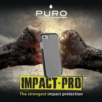 iPhone 7/8 Capa Flex Shield Impact-PRO Puro
