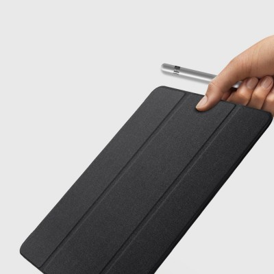 Capa Domo Pencil para iPad mini - Preto