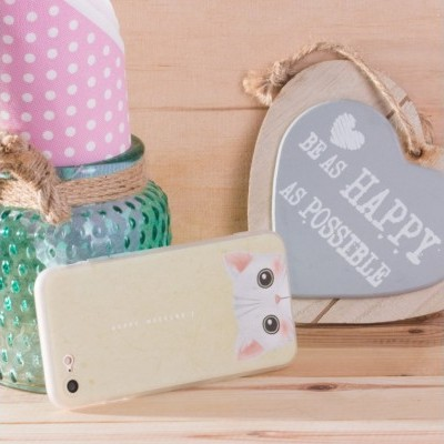 iPhone 7/8 Capa Maoxin Yemeow (2 Cores)