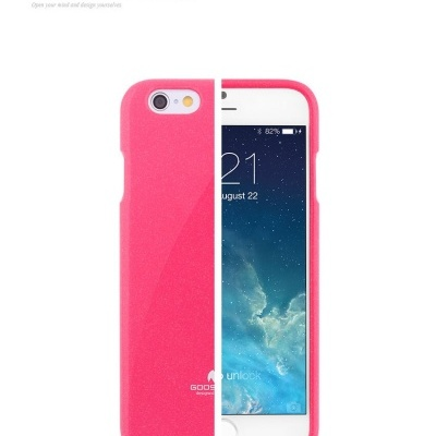 iPhone 5/5S/SE Capa Silicone Jelly Goospery