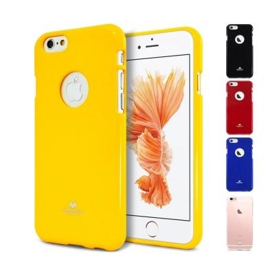 iPhone 6/6S Plus Capa Silicone Jelly Goospery