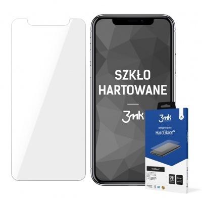 Película de Protecção em Vidro Temperado 3MK HardGlass para iPhone X/XS