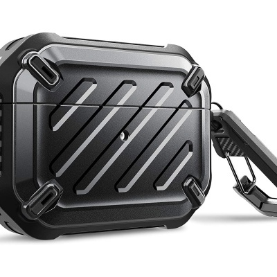 Capa Anti-Shock 360º Supcase Unicorn Beetle Pro para AirPods Pro