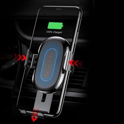 Suporte Gravity Qi (Wireless) Baseus Charger Universal para automóvel