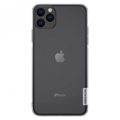 iPhone 11 Pro Max Capa Super Fina Silicone Nillkin Nature