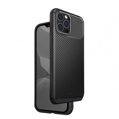 Capa Carbono Uniq Hexa para iPhone 12/12 Pro
