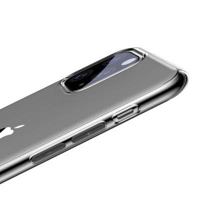 iPhone 11 Pro Max Capa Silicone Fina Simple Series