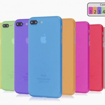iPhone 7/8 Plus Capa Super Slim (As mais finas do mundo)