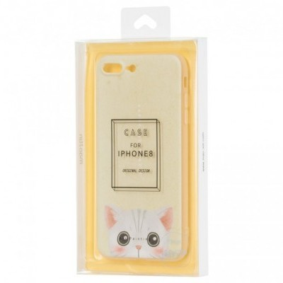 iPhone 7/8 Plus Capa Maoxin Yemeow (2 Cores)