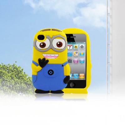 iPhone 4/4S Capa Minions