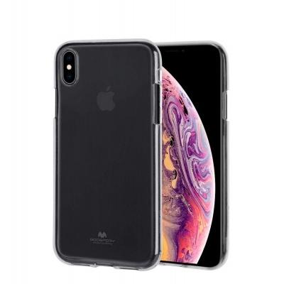 iPhone XS Max Capa Goospery Jelly 100% Transparente