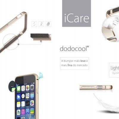 iPhone 6/6S Bumper Alumínio Ultra-fina