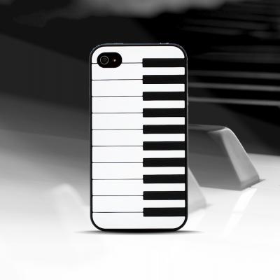 iPhone 4/4S Capa Piano