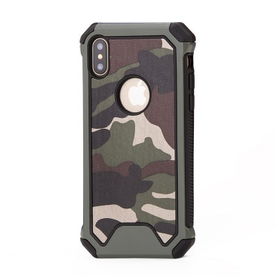 iPhone X/XS Capa Anti-Shock Armoro Militar