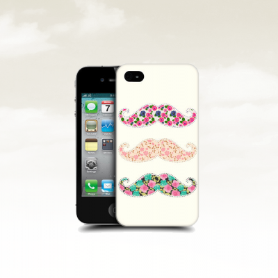 iPhone 4/4S Capa Pattern 401 Stylish