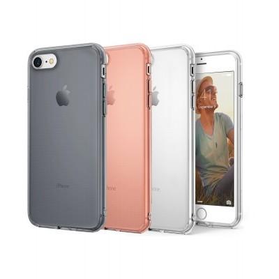 Capa Fina Silicone Ringke Air para iPhone SE