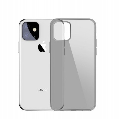 iPhone 11 Capa Silicone Fina Simple Series