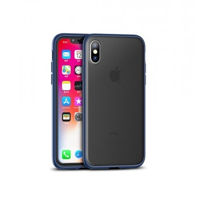 iPhone X/XS Capa Transparente Mate iPaky Cucorolis