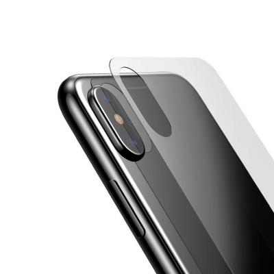 Películas de Protecção Traseira em Vidro Temperado  iPhone X
