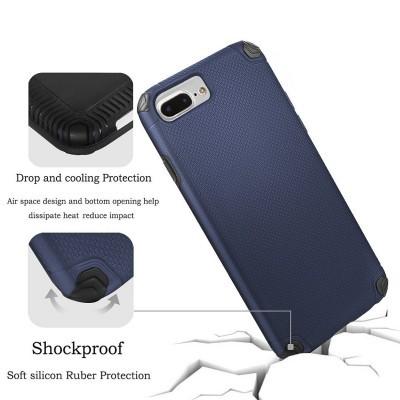 iPhone 7/8 Plus Capa Magnética Anti-Shock Light Armor
