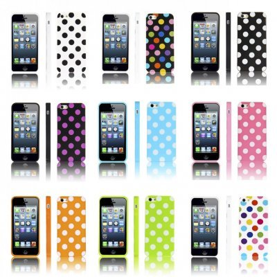 iPhone 5/5S/SE Capa Dots