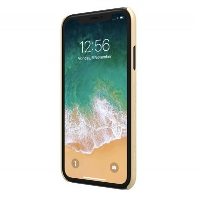 iPhone XR Capa Ultra-Fina Nillkin Frosted + Kickstand