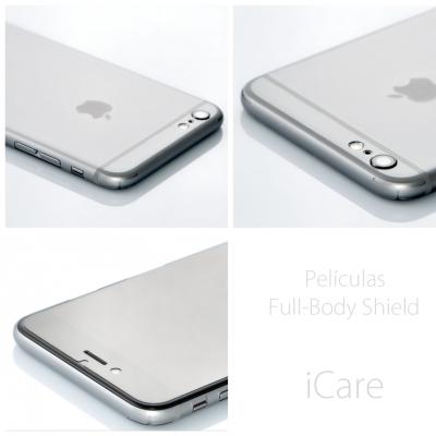 Películas Protectoras Full Body Shield iPhone 6/6S