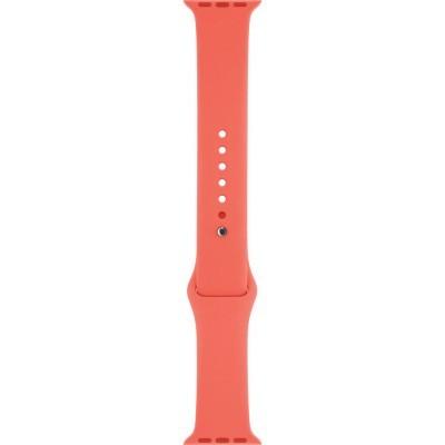 Apple Watch - Bracelete desportiva cor-de-rosa (38mm)