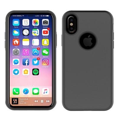 iPhone X/XS Capa Extrema Protecção  X1BTE Preto
