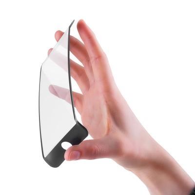 Películas de Protecção de Ecrã em Vidro Temperado 3D Full Screen Soft Edge iPhone 6/6S Plus - Preto