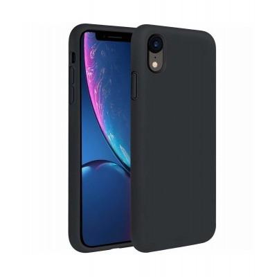 iPhone XR Capa Silicone Rígido Premium Rubberized OEM