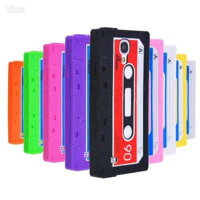 iPhone 5/5S/SE Capa Cassete