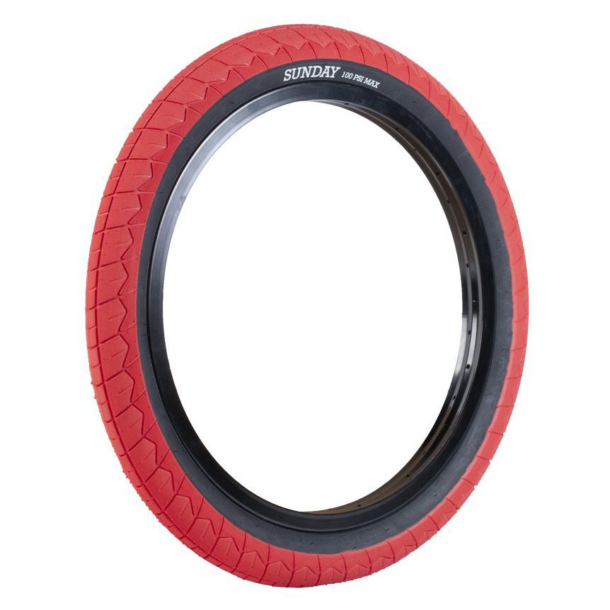 Sunday - Current V2 Tire