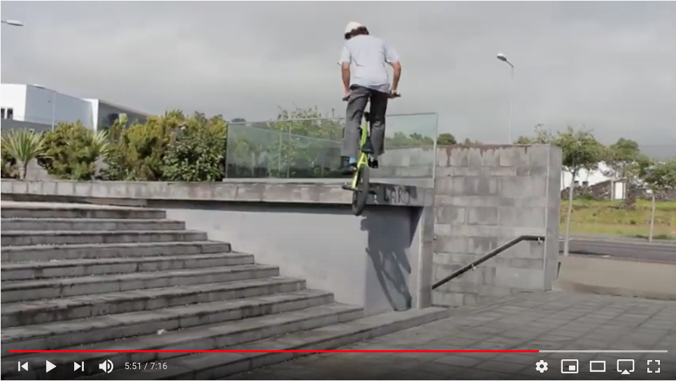 """Team rider Helder Guerra """"From Azores to the world"""" video"""