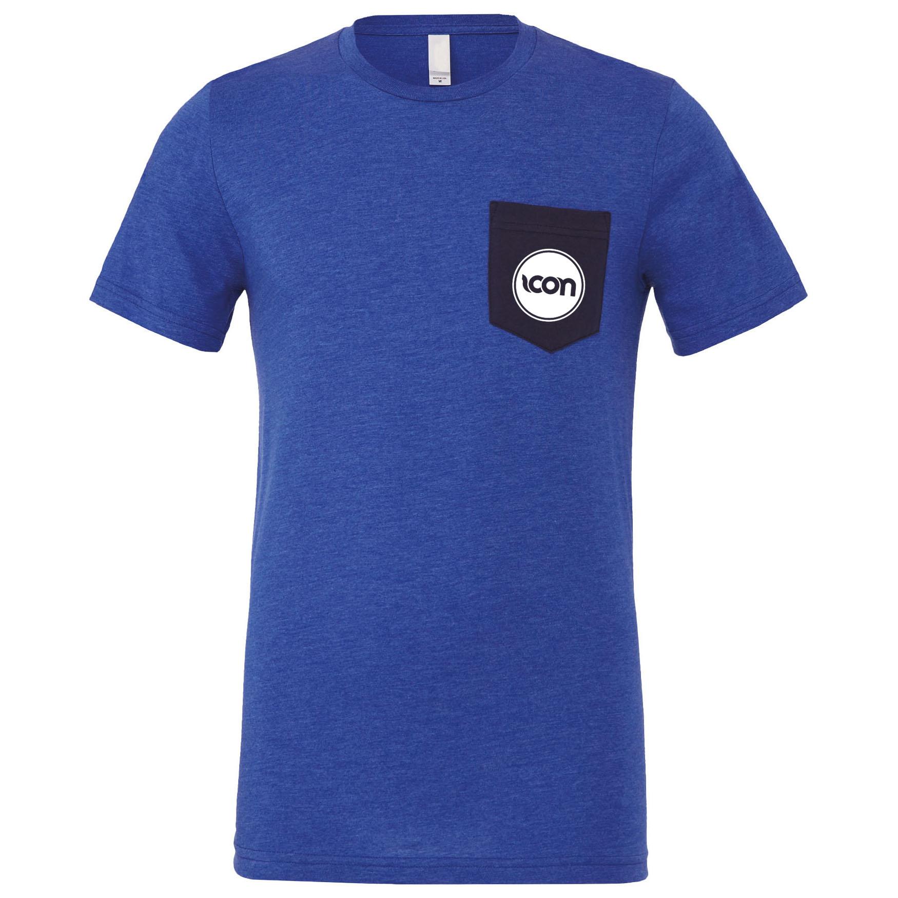 icon bike store - T-shirt Pocket Icon
