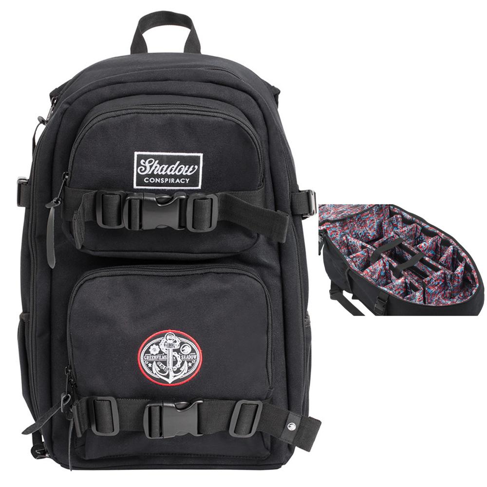 Subrosa - Shadow X Greenfilms DSLR Backpack MK II