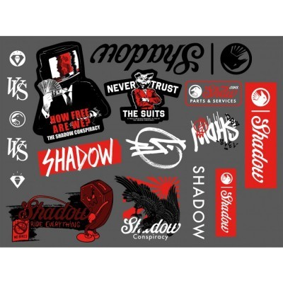 Shadow - Stickers