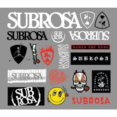 Subrosa - Stickers