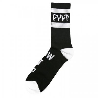 Cult - Burn It Down Socks