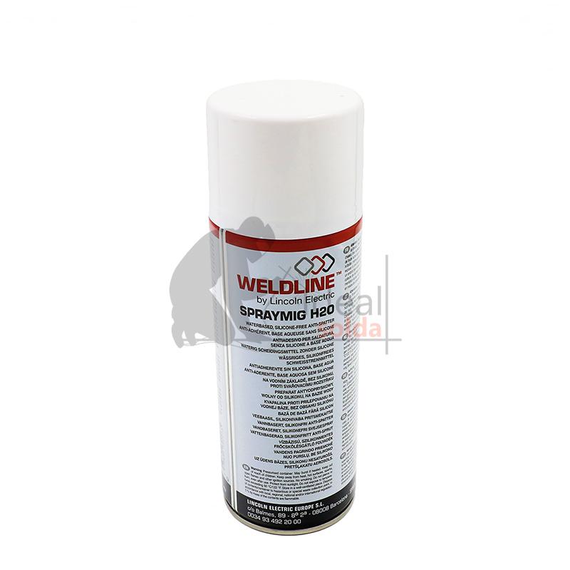 Weldline Lincoln Electric Spray Anti-respingo H2O