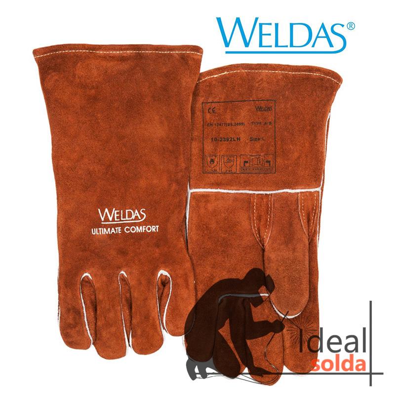 WELDAS Luva para MIG MAG e ELETRODO 10-2392