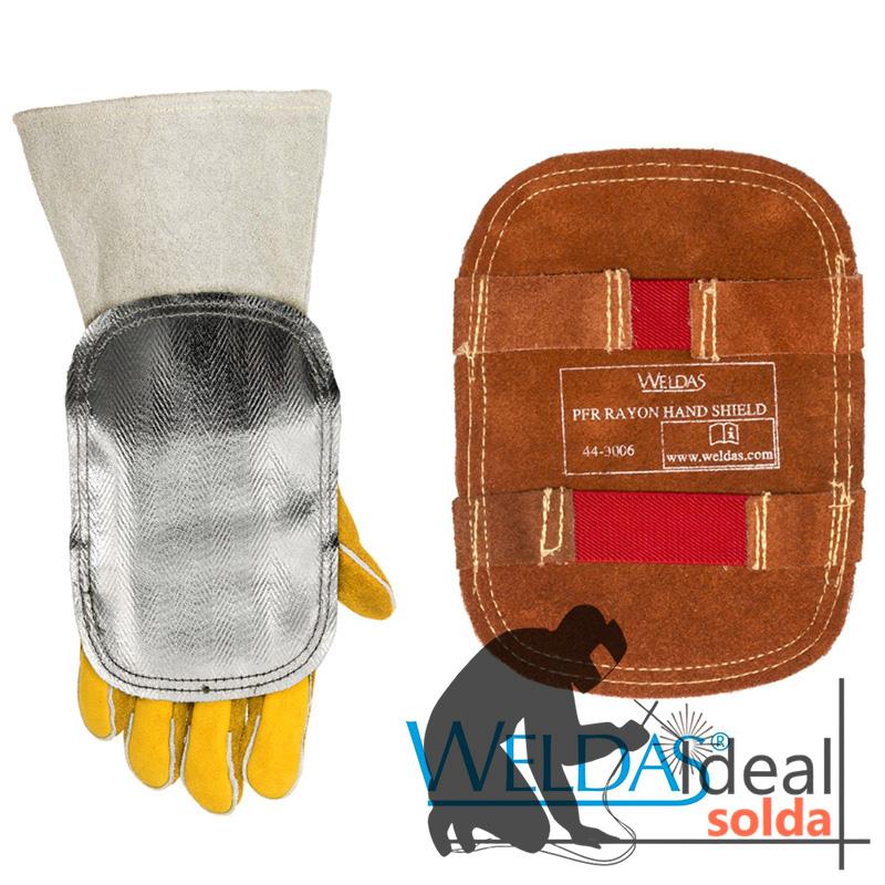 WELDAS Proteção refletora de calor para mão 44-3006LB