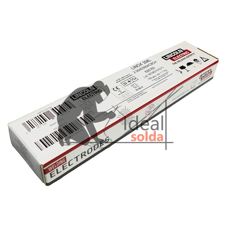 Lincoln Electric Eletrodo Aço Inox LINOX 308L