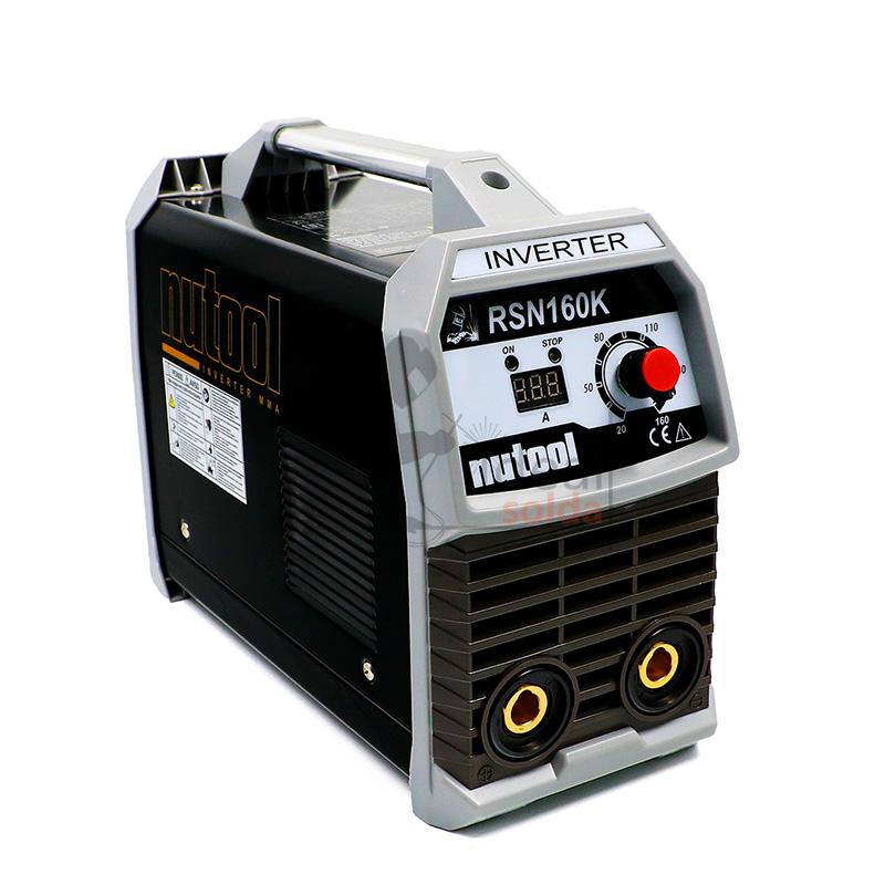 Nutool Aparelho Inverter de Soldar Eletrodos MMA 160 AMP