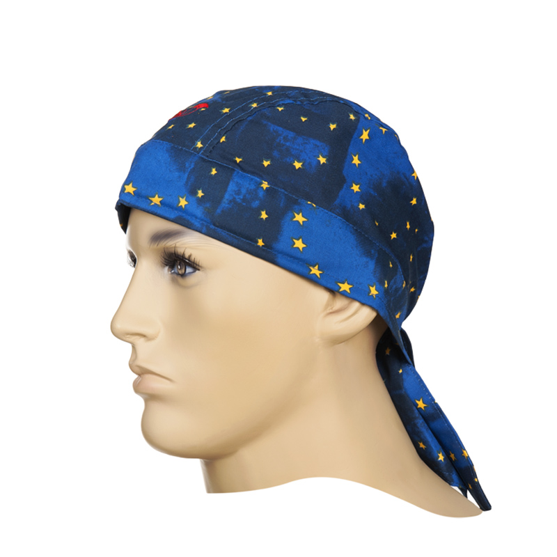 WELDAS Touca Bandana European Flag 23-3609