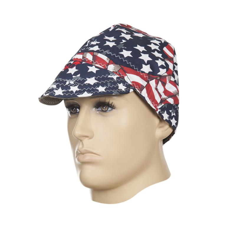 Weldas Boné de Soldador USA Flag