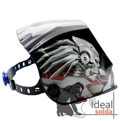Máscara de Soldadura Automática Terminator