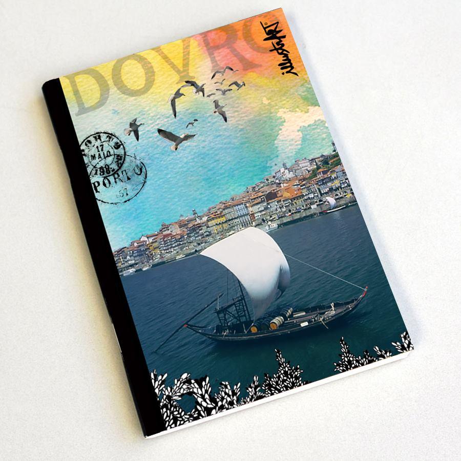 caderno rio douro