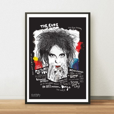 POSTER THE CURE